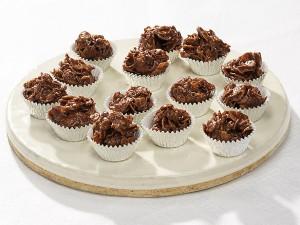 Dolci corn flakes e cioccolato bimby