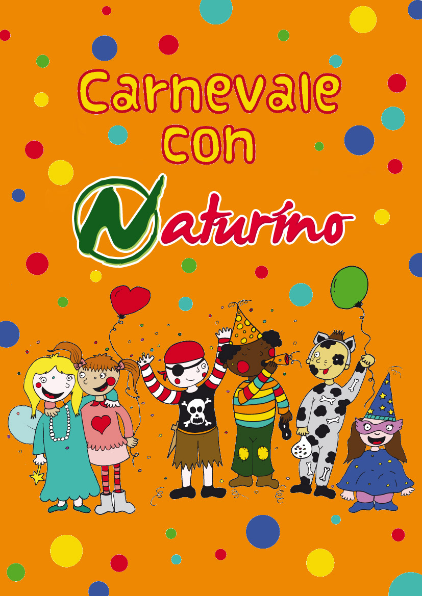 foto cover libro  CarnevaleConNaturino