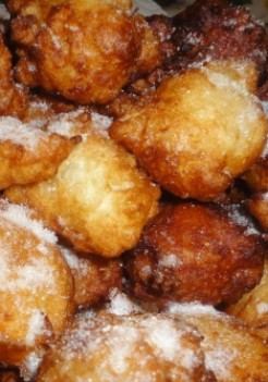 Ricetta - Recipe - Frittelle di Riso - Fried Rice