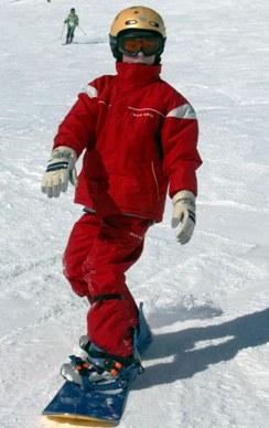 MONTANA SNOWBOARD, KIND