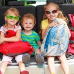 Viaggiare con i bambini fa bene