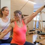 Gyrotonic in gravidanza col pancione